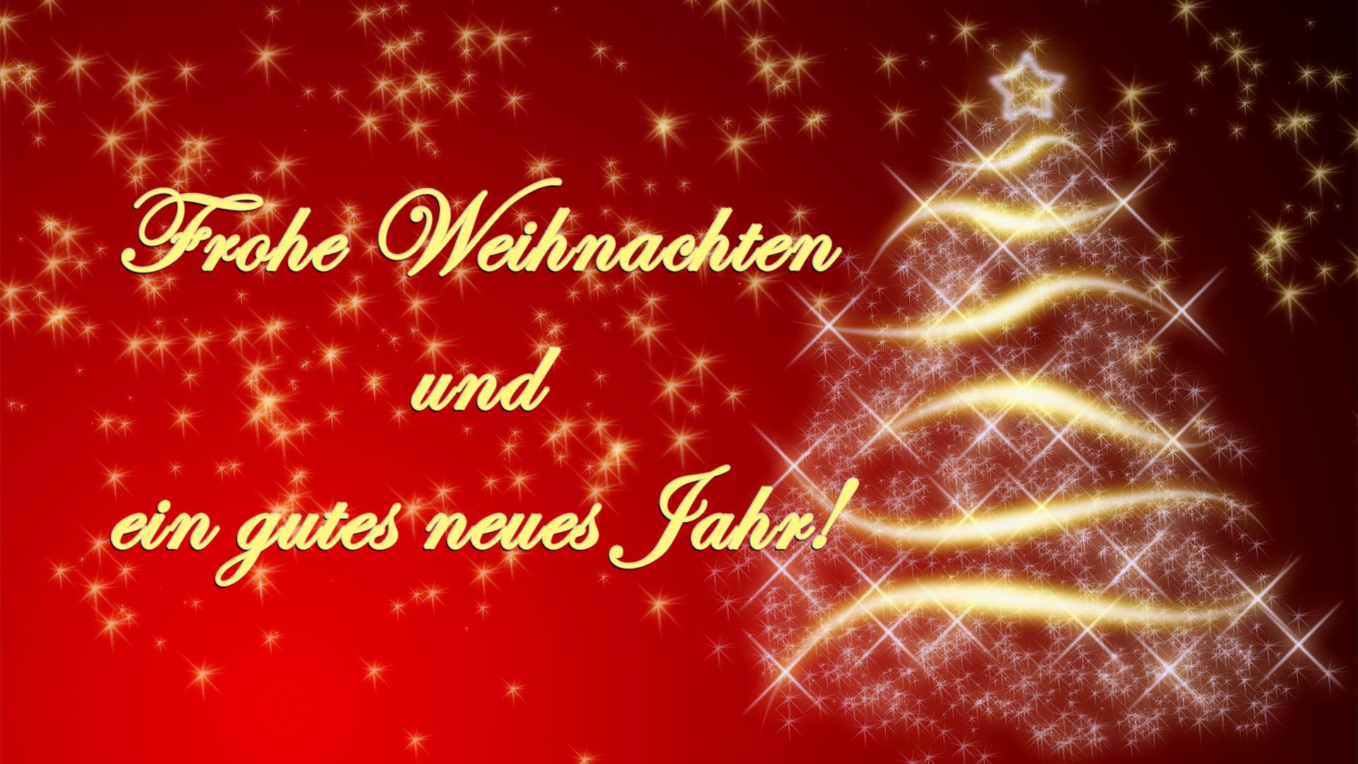 für Frohe Weihnachten